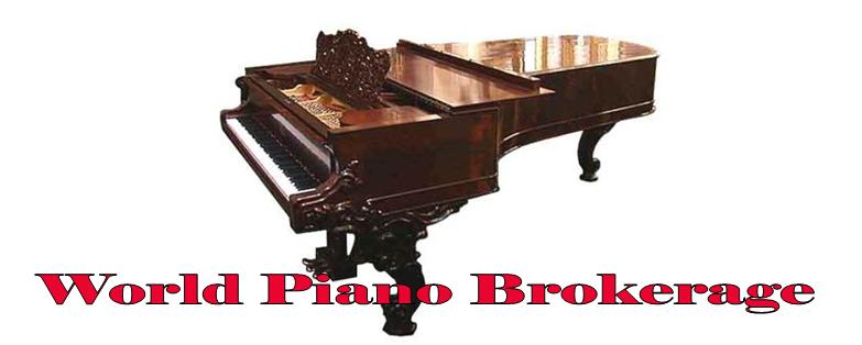 World Piano Brokerage